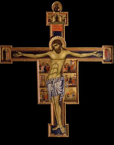 Coppo di Marcovaldo, 'Crucifix, Tuscany, Italy', ca. 1250-70