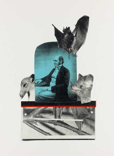Monster Chetwynd, 'Charles Darwin', 2020