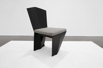 Unknown, 'Modernist Metal Garden Chair with Dedar Milano Seat Cushion', ca. 1970s