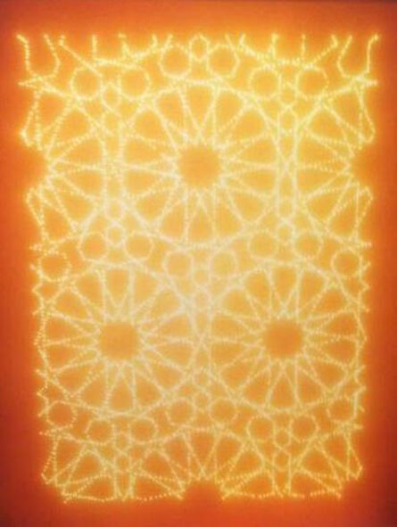 Christopher Bucklow, 'Field of the Cloth of Gold III, 2:09 pm, 1st Nov', 2012