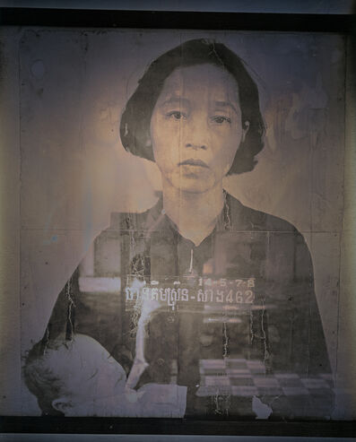 Binh Danh, 'Mother and Child, Tuol Sleng Genocide Museum, Cambodia', 2017