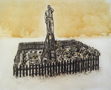 David Bailin, 'Garden', 2002