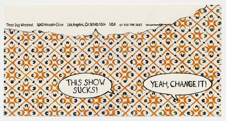 Dave Muller, 'Monochrome #37', 2004