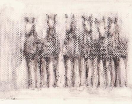 Alicia Rothman, '6 Dot Horses', 2013