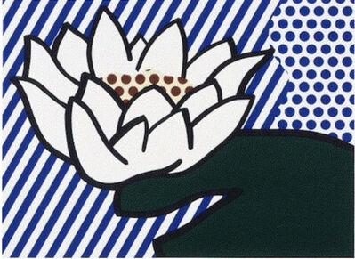 Roy Lichtenstein, 'Water Lily (C.281)', 1993