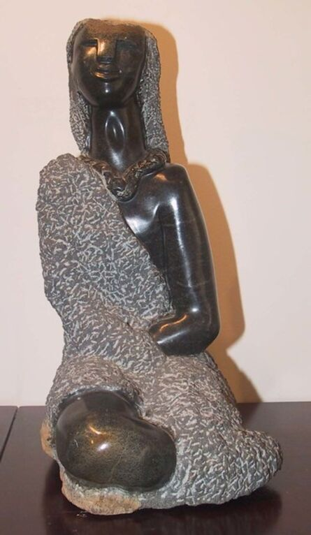 Nicholas Chidahu, 'Lonely Girl(The sale of this piece benefits the nonprofit Zenith Community Arts Foundation)'