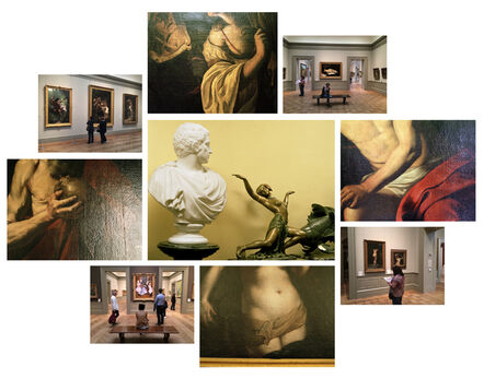 Doug Hall, 'The Museum - Arrangement #5', 2014