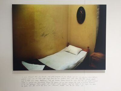 Borjana Ventzislavova, 'it was always dark outside #sofia03', 2006