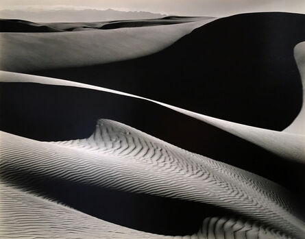 Edward Weston, 'Dunes, Oceano ~ 31SO', 1936