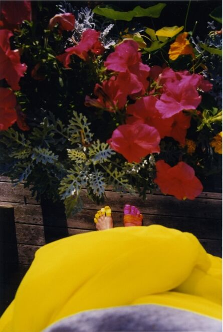 Beverly Semmes, 'Yellow Foot, Pink Foot', 2002