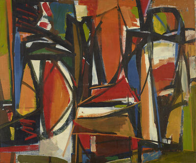 Stephen Pace, 'Untitled (49-15)', 1949