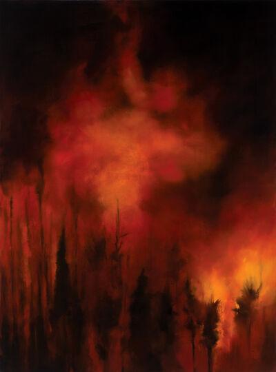 Karen Marston, 'Ablaze', 2016