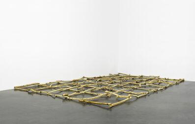 Yang Xinguang 杨心广, 'Untitled (Grid)', 2014