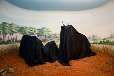 Kiluanji Kia Henda, 'In the Days of a Dark Safari #1', 2017