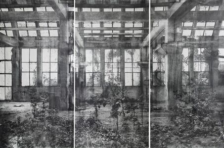 Tomás Ochoa, 'Behind the Glass', 2019