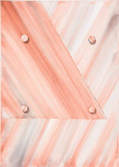 Tomma Abts, 'Untitled (Triangle)', 2009
