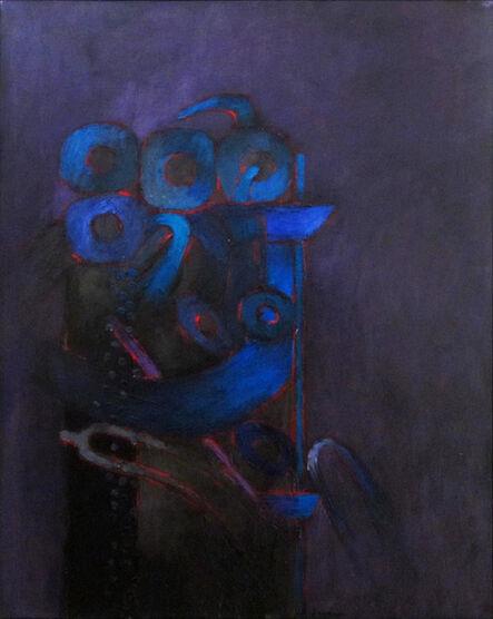 Fernando de Szyszlo, 'Paracas: La noche', 2016