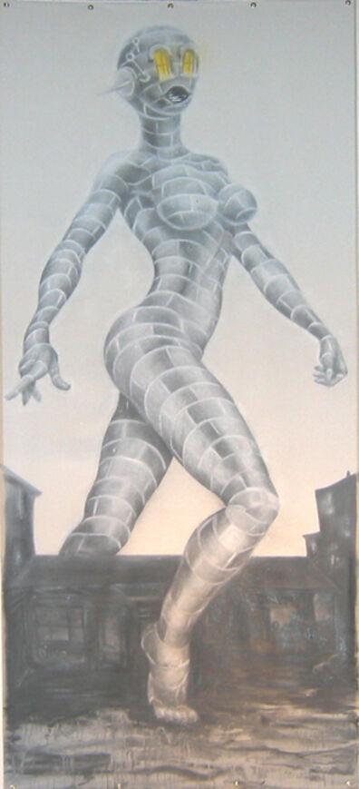 LADY PINK, 'Brickhouse'