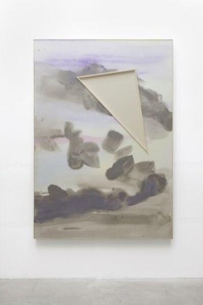 Béla Pablo Janssen, 'Untitled (Le soleil se leve derrière l'abstraction) XVI', 2015