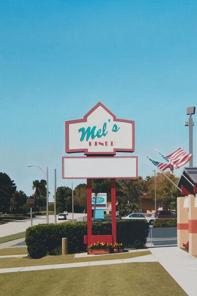Mike Bayne, 'Mel's', 2017