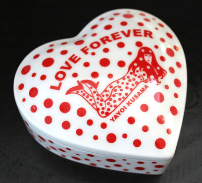 Yayoi Kusama, 'Love Forever', 2016