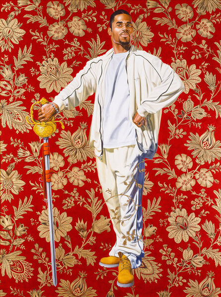 Kehinde Wiley, 'Willem van Heythuysen', 2005