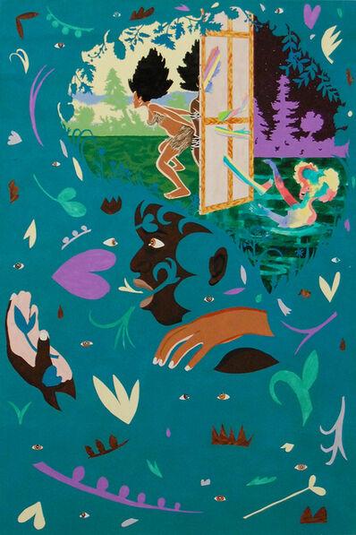 William Villalongo, 'Day Into Night', 2015