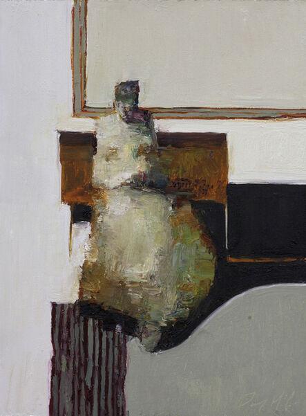 Danny McCaw, 'Striped Rug', 2016