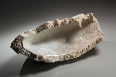 Machiko Ogawa, 'Sanyū haban: Torn Sculpture with Sparkling Glass', 2014