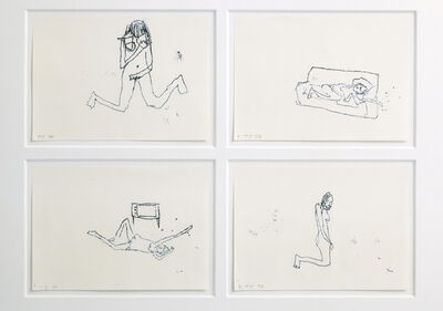 Tracey Emin, 'All the girls', 1997