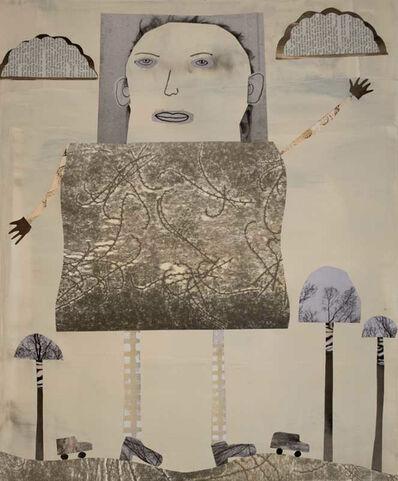 Holly Roberts, 'Giant Waving', 2018