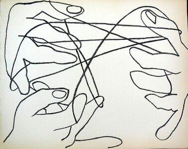 Françoise Gilot, 'Cats Cradle', 1950-1959