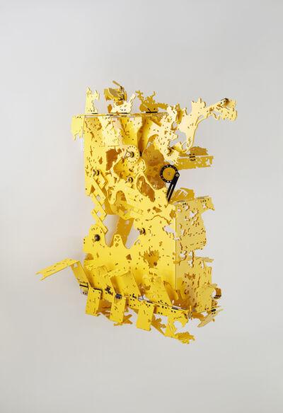 Ken'ichiro Taniguchi, 'Hecomi Study for London, UK, #2', 2016