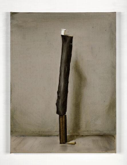 Manuele Cerutti, 'Ritratto di eroe (II)', 2014