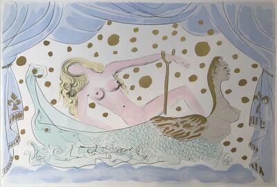 Salvador Dalí, 'Nu au bain', 1973