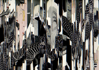 Leigh Blanchard, 'Study #10 (Coils)', 2020