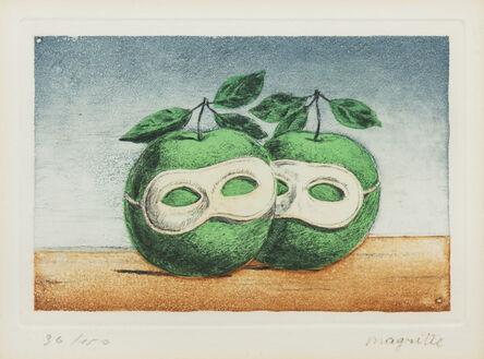 René Magritte, 'Le Prêtre Marie from Signe de Survie', 1968