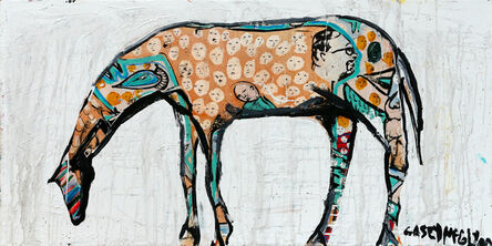 Casey McGlynn, 'Mexican Horse', 2018