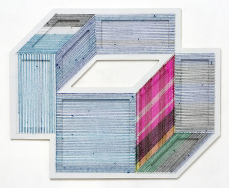 Adrian Esparza, 'Postcard 4', 2013