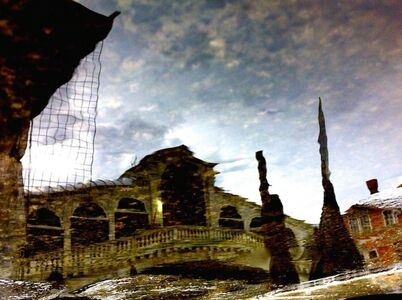 Hans Weiss, 'Death in Venice #10'