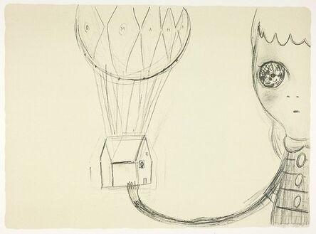 Yoshitomo Nara, 'Untitled (Omaha)', 2005
