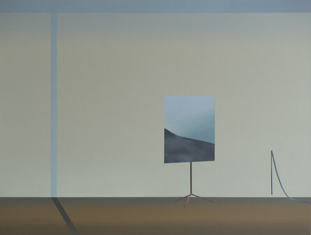 Linas Jusionis, 'Run down a Valley 2', 2017