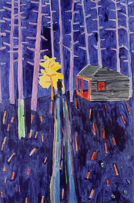Tom Hammick, 'Burning Bush', 2014