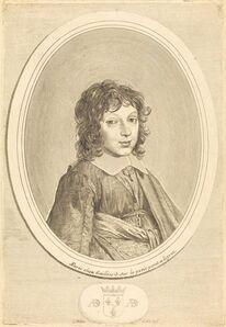 Claude Mellan, 'Armand de Bourbon, Prince de Condi'