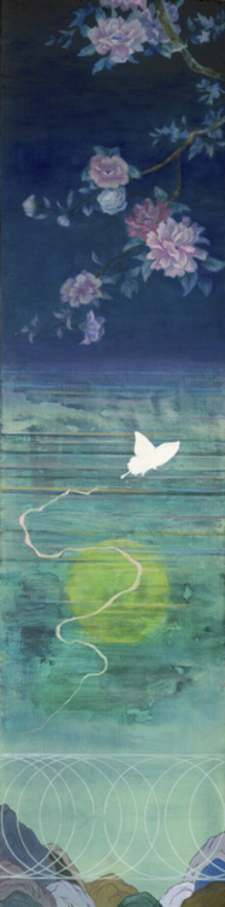Pei-Cheng Hsu 許旆誠, '水不知月', 2020