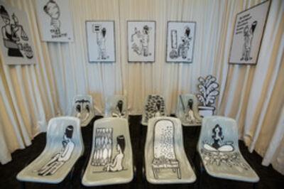 Shieko Reto, 'Waiting Room', 2013