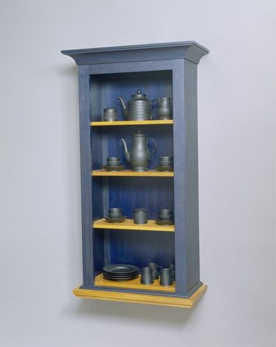James Turrell, 'Lapsed Quaker Ware and Cupboard', 1998