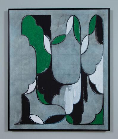Kamrooz Aram, 'Untitled (Arabesque Composition) ', 2020