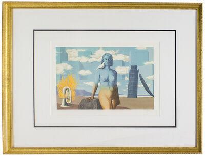 René Magritte, 'Le Domaine Enchante (VI)', 1968