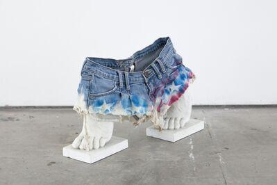 Eric Yahnker, 'Short Shorts Shorty', 2014